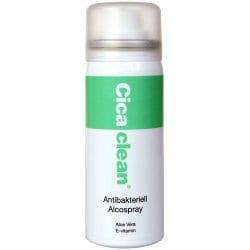 Cicamed Cicaclean Antibakteriell Alcospray 70%