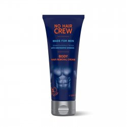 No Hair Crew Body Hair Removal Cream 200 ml