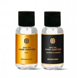 Benjamin Barber Handdesinfektion Kit Mini